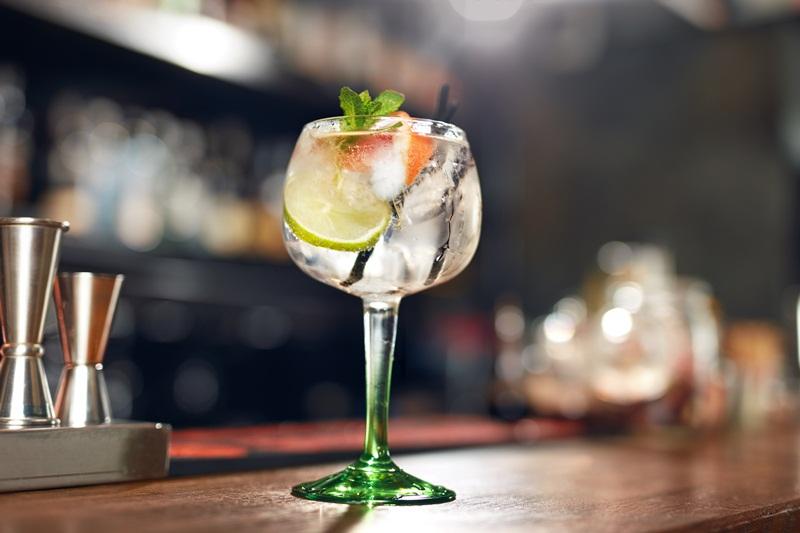 Destilação Gin