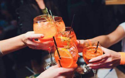 6 drinks criativos para surpreender seus convidados