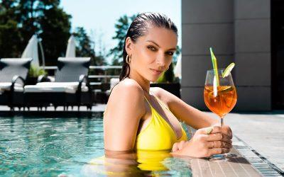 A combinação perfeita entre a recrescência do Gin e dias quentes