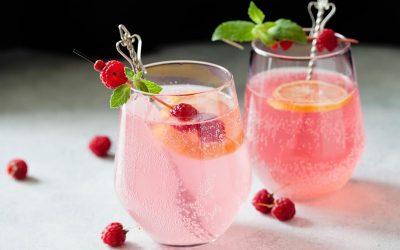 Quais essências são as mais indicadas para usar com o Gin rosa