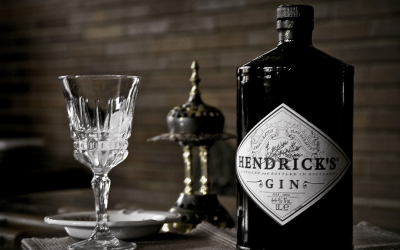 Gin Hendricks: uma história de sucesso