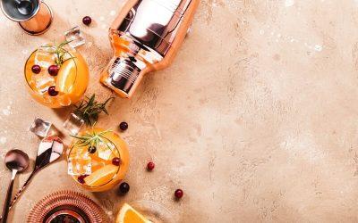 Sunset Fresh Gin: 3 receitas perfeitas para o outono