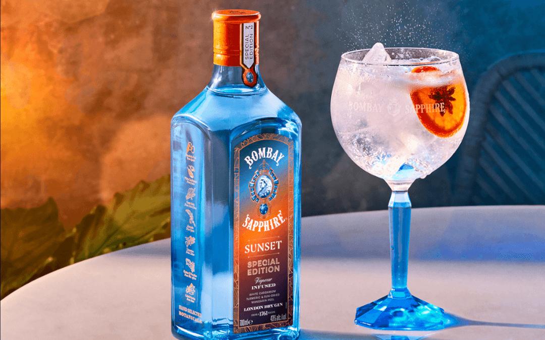 gin azul - Gin Brasil