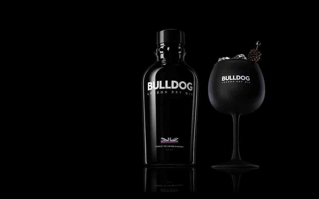gin bulldog vegan e kosher - gin brasil