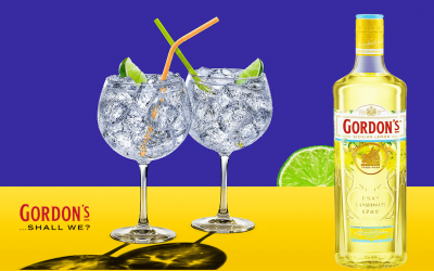 3 especiarias perfeitas do Citric Insanity para o Gin Gordons
