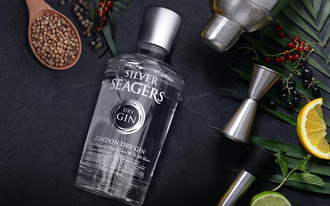 gin seagers - gin brasil