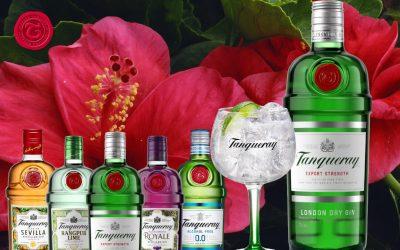 Experimente o Gin Tanqueray com o botânico Love Potion by Gin Brasil